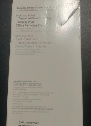 Защитные Пленки/Стекла Verizon На Samsung Galaxy J3 2016 J320