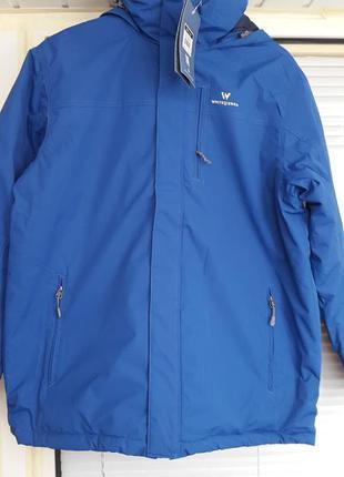 Новая white sierra курточка с подстежкой  куртка