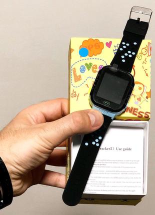 Smart watch (детские смарт-часы) GPS