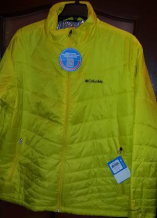 Новая columbia omni-heat оригинал мужская куртка