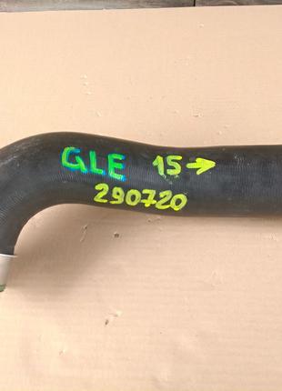 Патрубок интеркуллера Mercedes GLE 2015-2020 год A1665280000