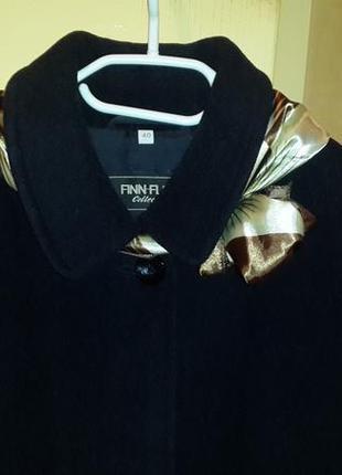 Finn flare оригинал финское пальто кашемир шерсть оверсайз