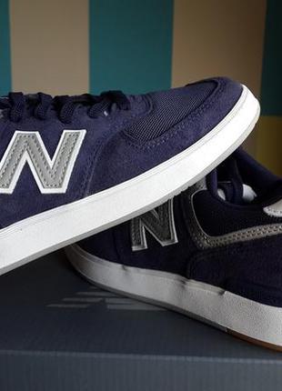 New balance оригинал  кожаные кроссовки 574