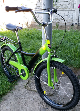 Велосипед дитячий 16
