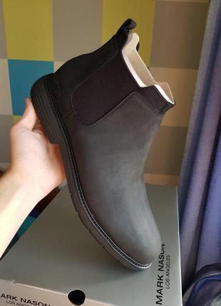 Mark nason оригинал usa 47 ст.31 кожаные ботинки