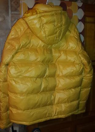 Guess оригинал  usa размер  xl новая куртка пуховик