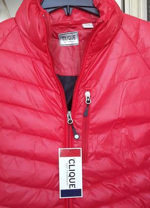 Clique новая оригинал франция куртка