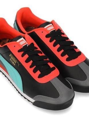Puma оригинал 44 ст.29 новые кожаные кроссовки