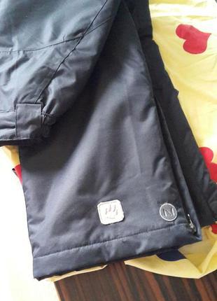 46 nord новые брюки утепленные лыжные штаны