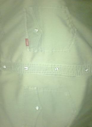 Рубашка джинсовая Оригинал.