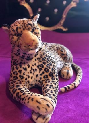 Большая,мягкая игрушка Леопард