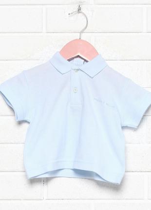 Детское поло Pappa & Ciccia , тенниска, футболка, на 3-6 мес, нов