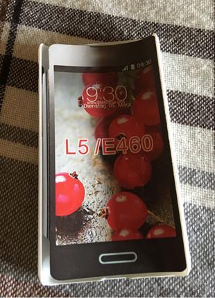 LG L5 E460 чехол бампер