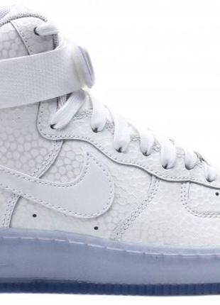 Nike Air Force High All Pearl