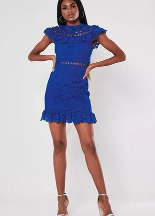 Супер платье кружево от missguided