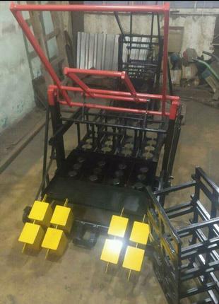 Вибро Станок для производства блоков
