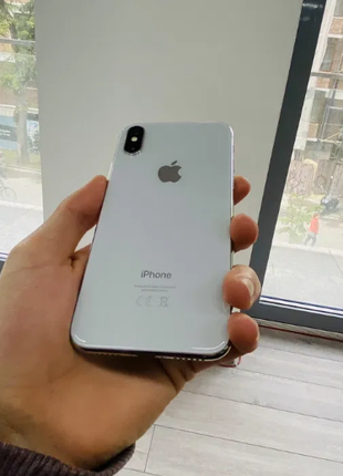 IPhone X 64GB Neverlock Оригинал