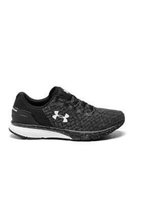 Кроссовки under armour charged escape 2 black white 3020333-00...