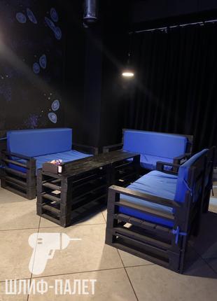 Мебель из паллет, барные стойки , ресепшн, изделия из дерева