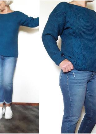 Итальянский свитер с альпаки