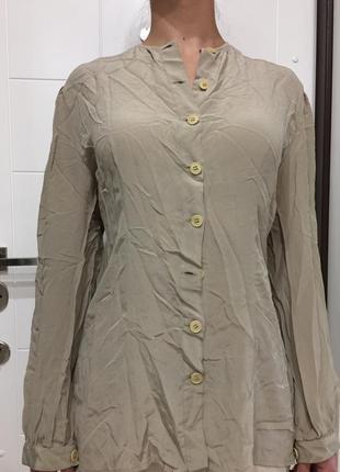 Блуза винтаж р.s-m giorgio armani