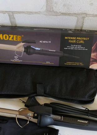 Афроплойка для волос Pro Mozer MZ-6016-19