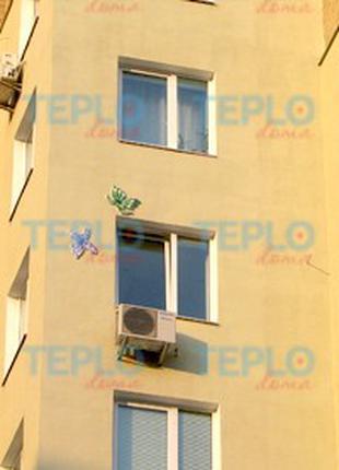Утепление Стен Фасадов Балконов