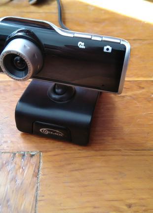 Веб камера Gemix t21 black