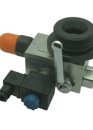 Блок безопасности SB3E Fox для гидроаккумулятора