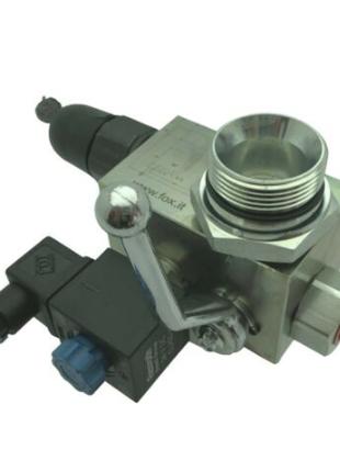 Блок безопасности SB2E Fox для гидроаккумулятора