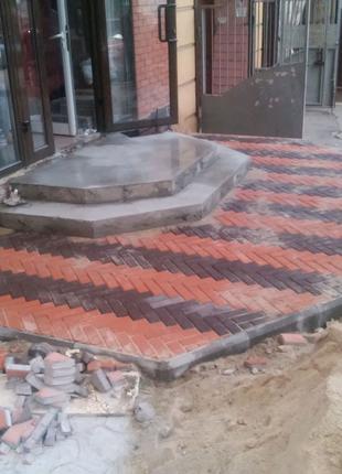 Строительная бригада выполнит все виды строительных работ