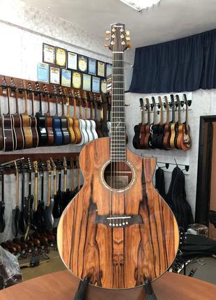 (3774) Электроакустическая Гитара Ibanez как Новая