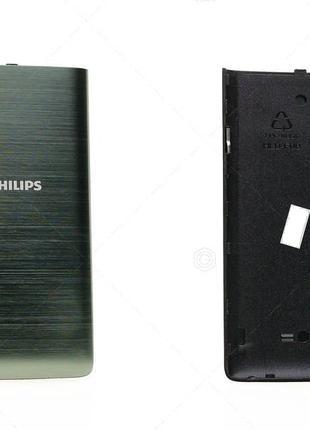 Задняя крышка для Philips E570 корпус крышка аккумулятора черная