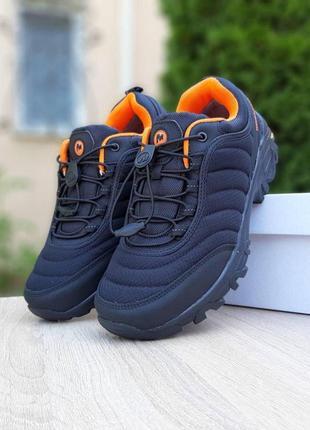 Мужские кроссовки merrell vibram