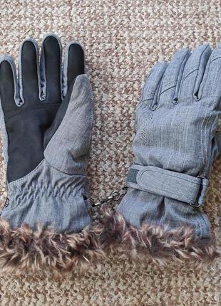 Ziener kim lady glove женские перчатки горнолыжные оригинал (6.5)