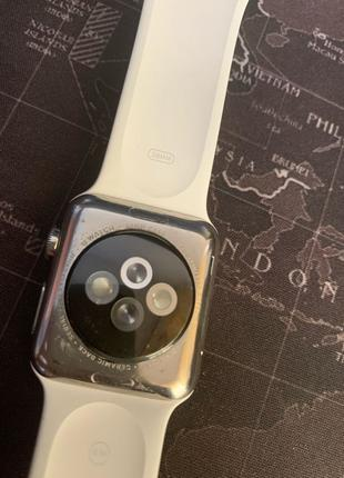 Apple watch serias 1 steel