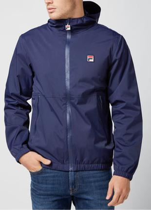 Мужская куртка на флисе Fila оригинал.