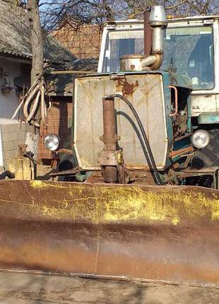 Трактор Т-150к (бульдозер) в работчем состоянии, цена договорная