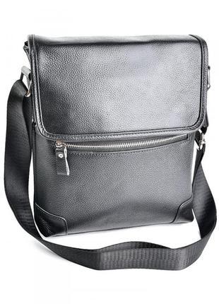 Классная мужская кожаная сумка