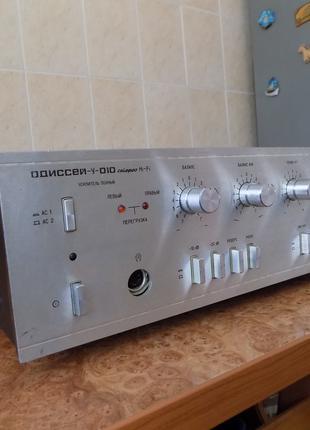 Одиссей-у-010 стерео Hi-Fi