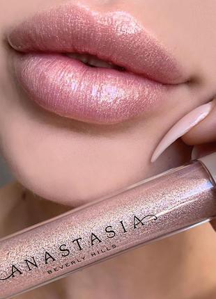 Блеск для губ anastasia beverly hills в оттенке pearl