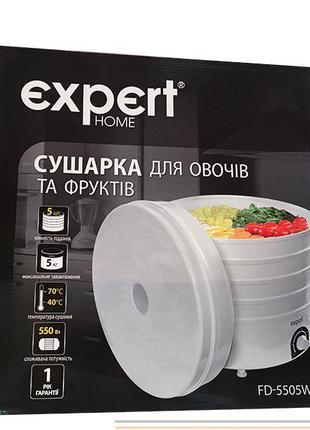 Сушка для овощей и фруктов Expert FD-5505W продам постоянно оп...
