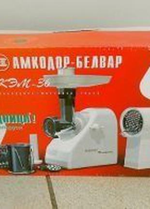 Кухонная электрическая машина КЭМ-П2У БЕЛВАР 302 Помощница Бел...