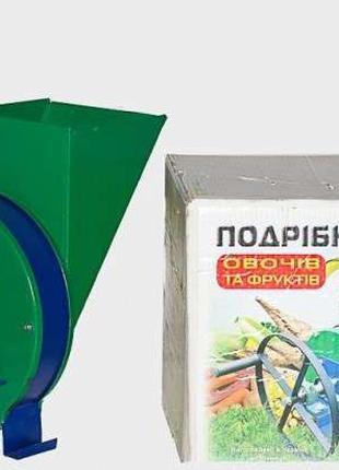 Измельчитель овощей и фруктов ручной и электрический дисковый,...