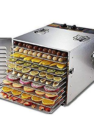 """Электросушилки для овощей и фруктов """"Профит-М"""" 35 литров пост...."""