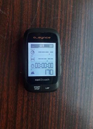 O Synce Navi 2 Coach GPS ANT+