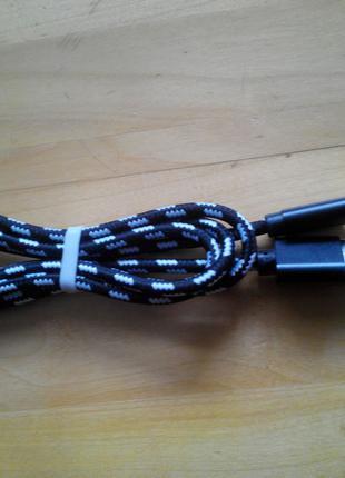 Новый 1м USB Type C кабель для зарядки синхронизации юсб cable