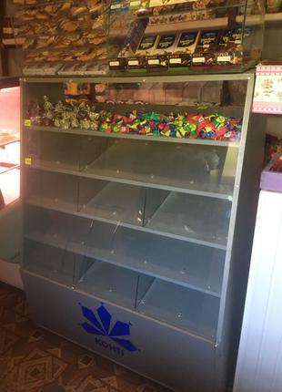 Продам витрину для конфет!