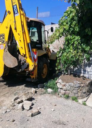 Снос зданий демонтаж любых строений