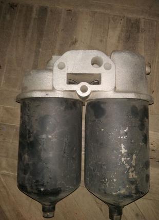 Фильтр масляный КАМАЗ груб. Очистки масла в сб.(пр-во Ливны)